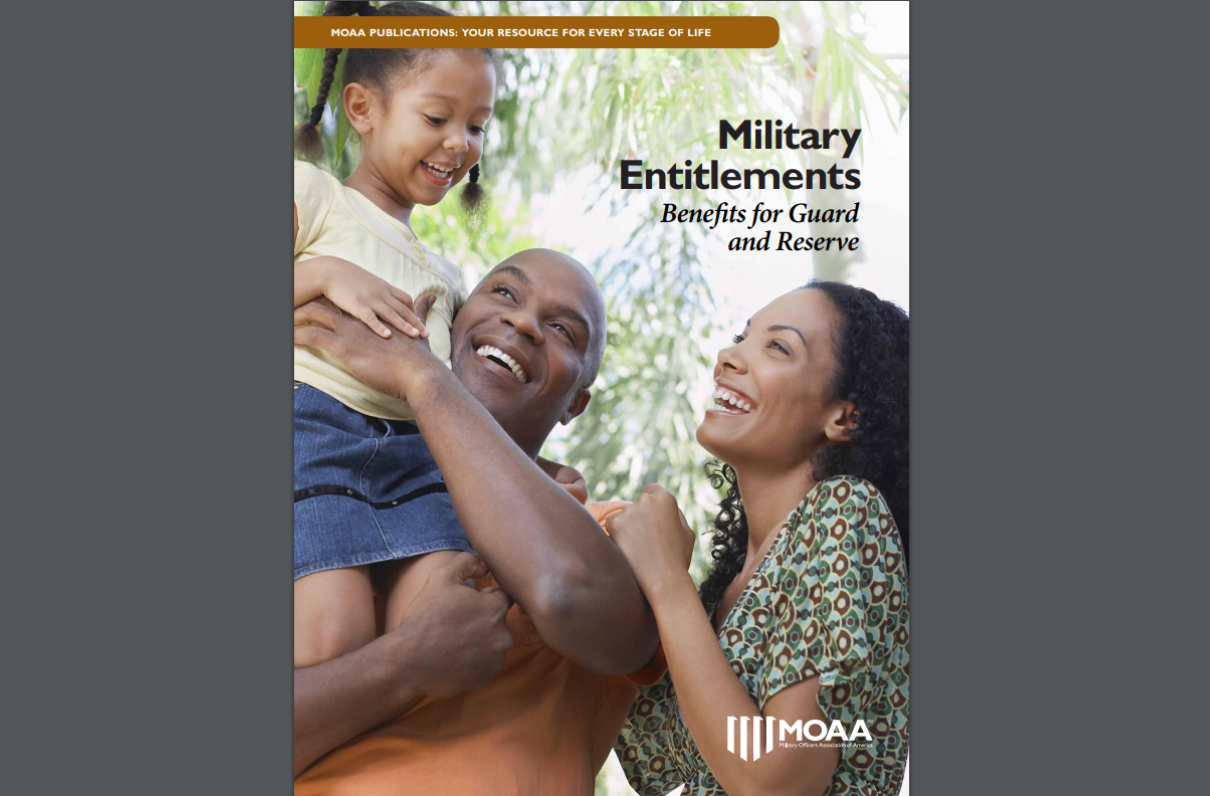 Military Entitlements: Benefits for Guard and Reserve