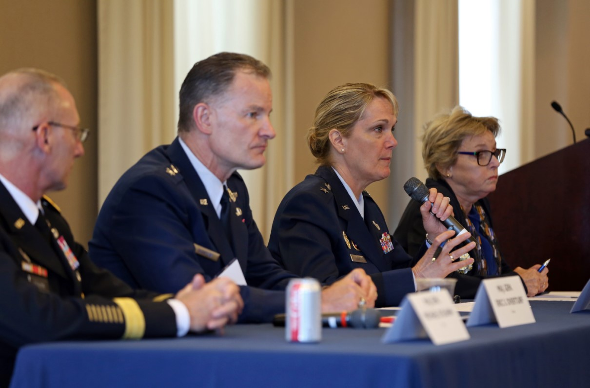 Education, Employment Are Top Issues at National Guard and Reserve Family Forum