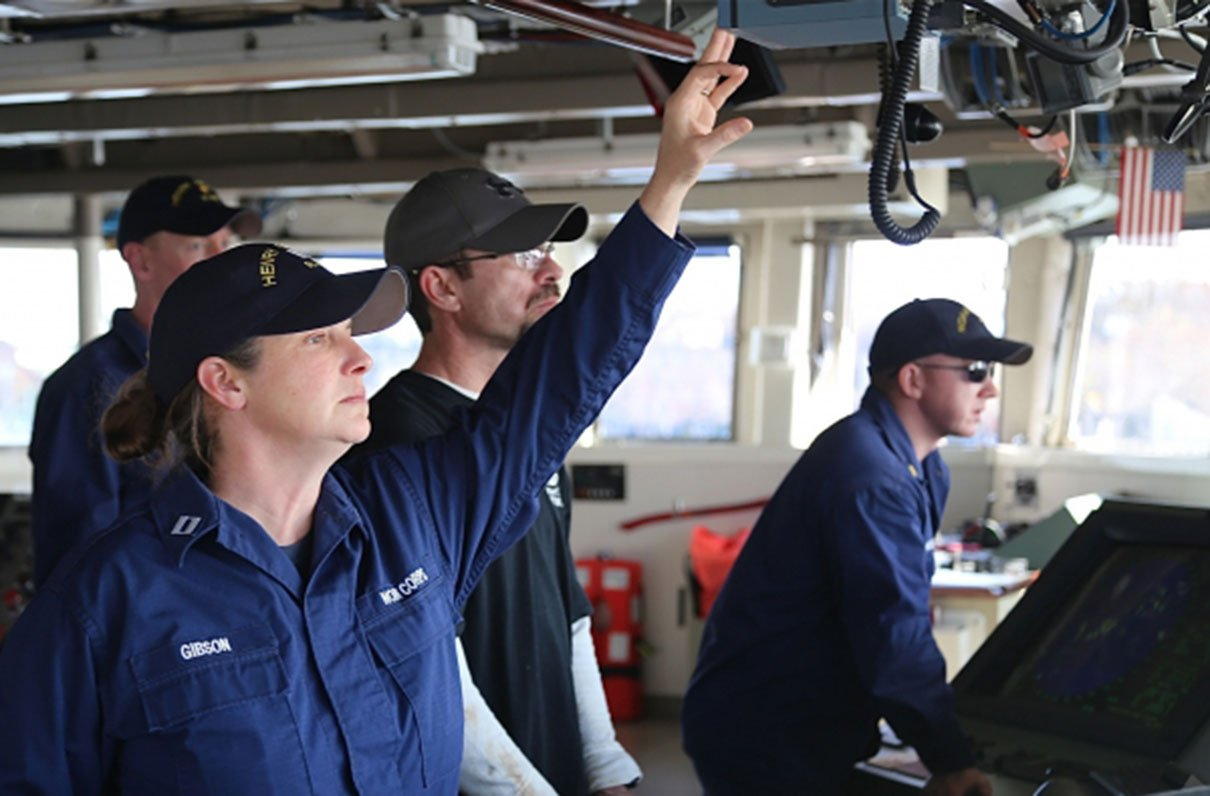 MOAA Supports Bill to Grow NOAA Corps to 500 Officers