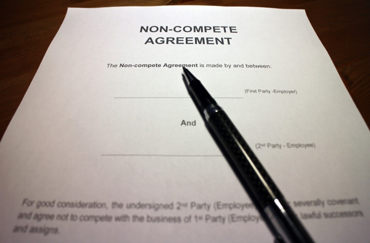 An Internship Surprise: How to Deal With Noncompete Agreements