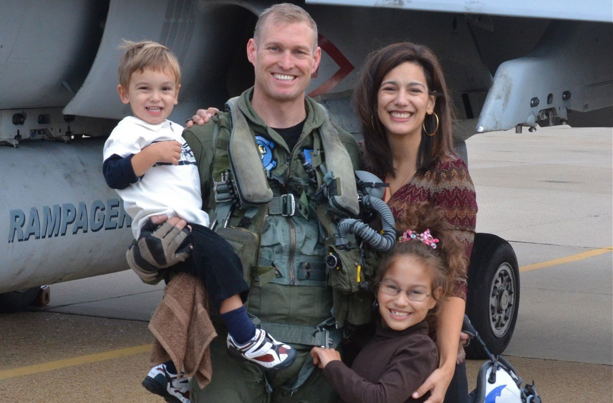 Coming Full Circle: How MOAA Works for This Military Family