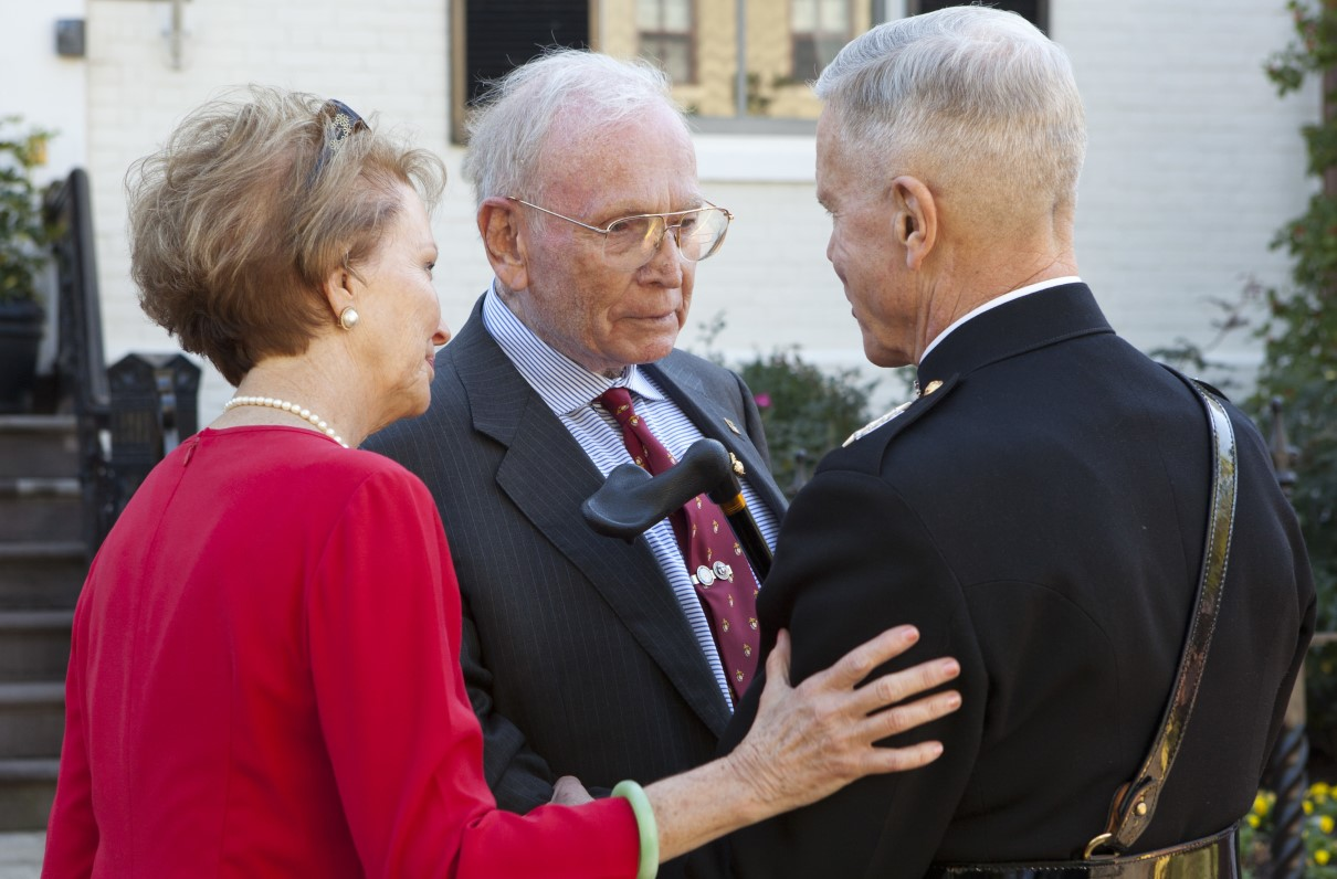 Gen. Paul X. Kelley, 28th Marine Commandant, Dies at 91