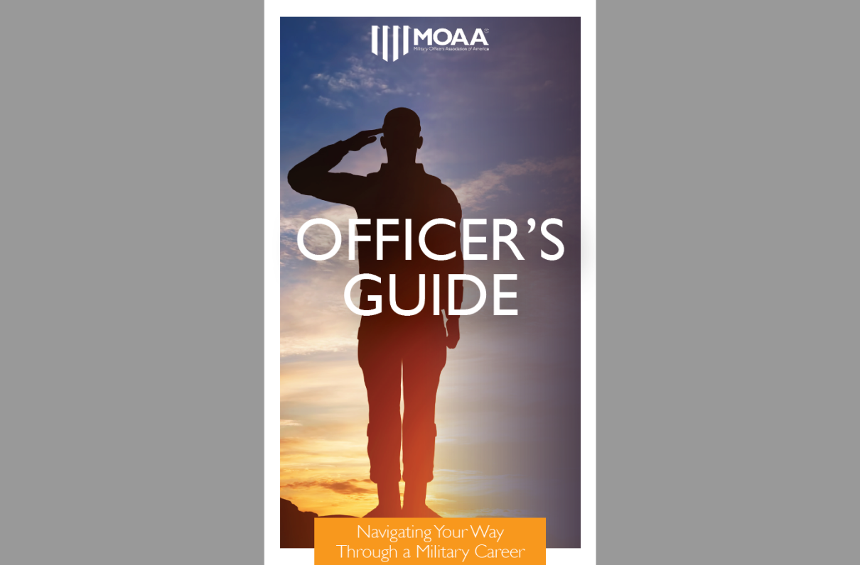 Officers' Guide: Navigating Your Way Through a Military Career