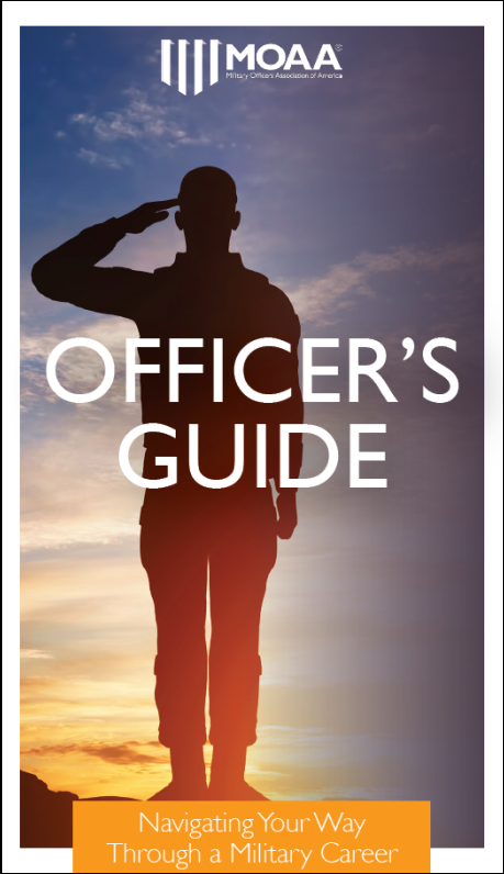 Officers' Guide: Navigating Your Way Through a Military Career Cover Image