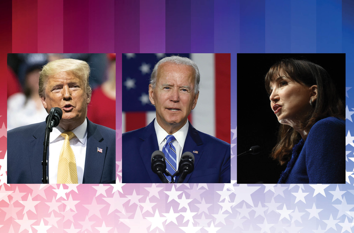 Election 2020: Presidential Candidates Answer MOAA's Questions