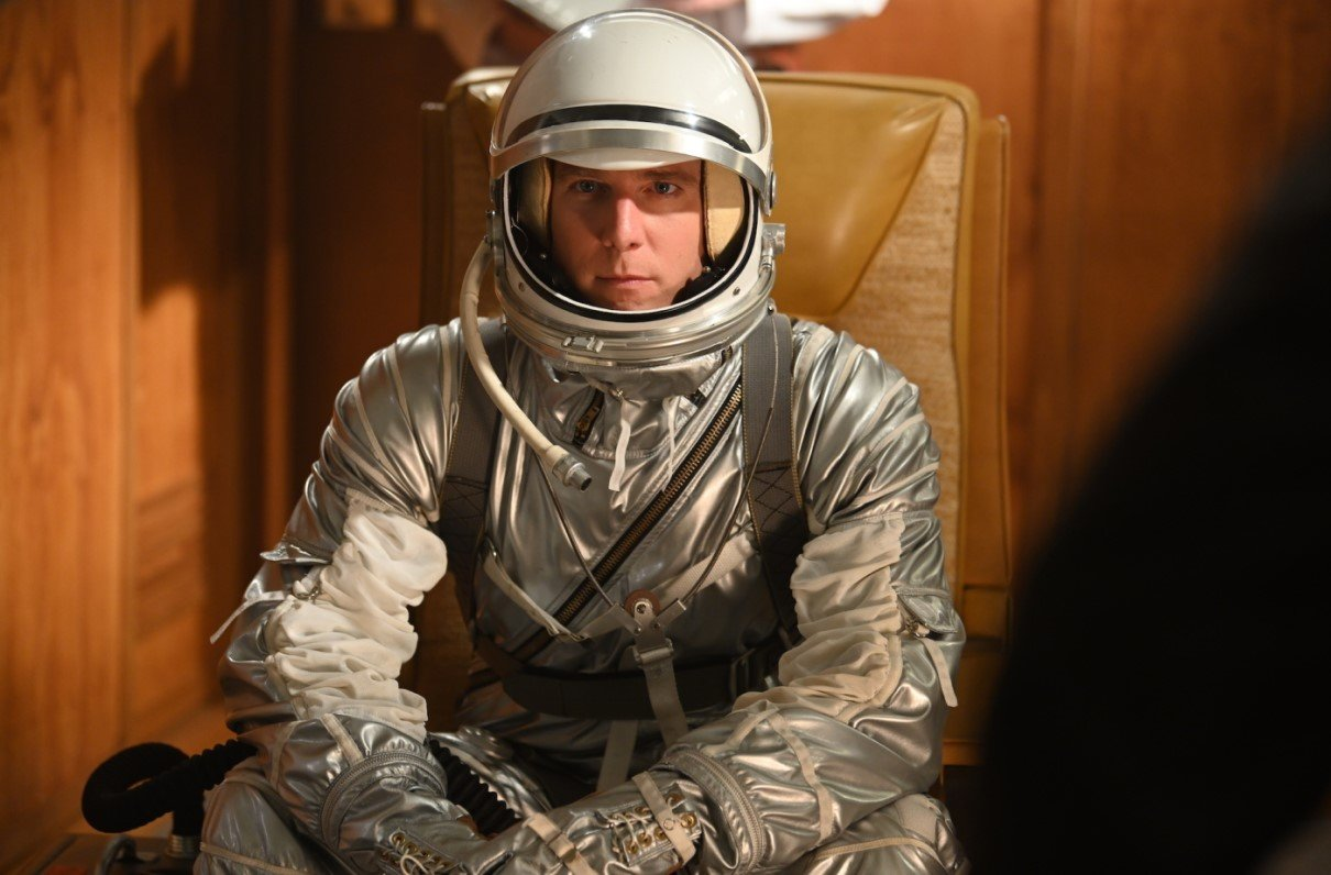 MOAA Interview: 'The Right Stuff' Actor Jake McDorman on Portraying Alan Shepard