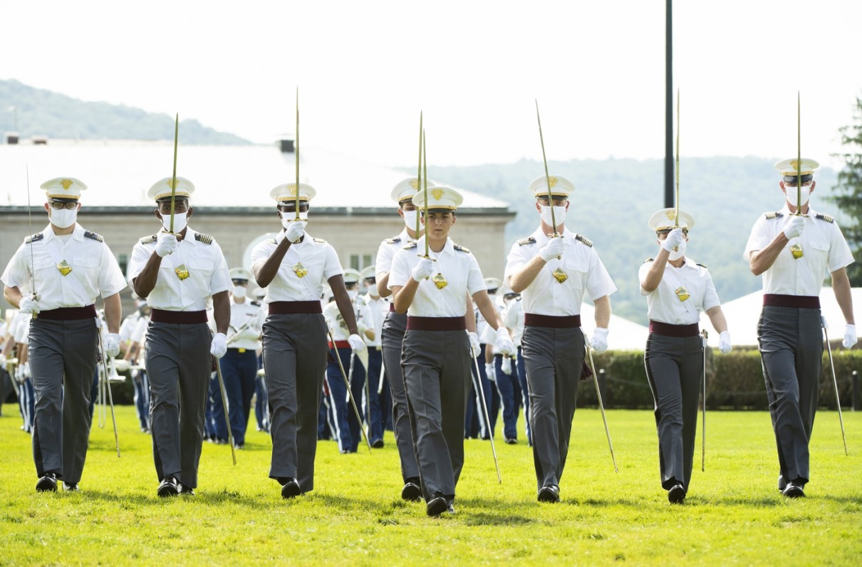 MOAA Interview: West Point's First Captain on Leading the Cadets