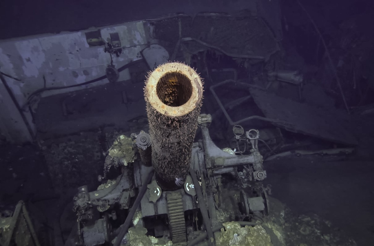 Military Shipwrecks: How High-Tech Explorers Find History Beneath the Waves