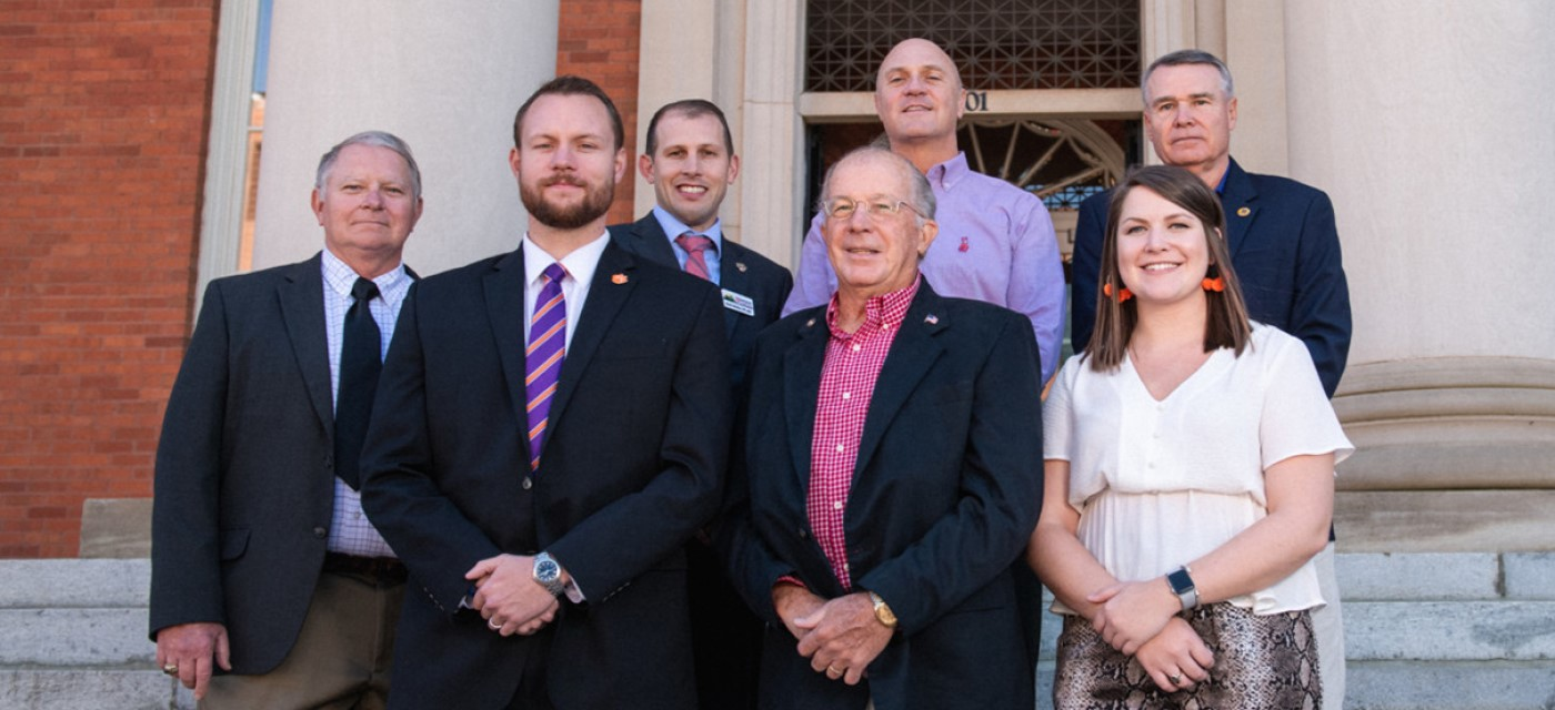 South Carolina Chapters Fund Veterans Scholarship at Clemson