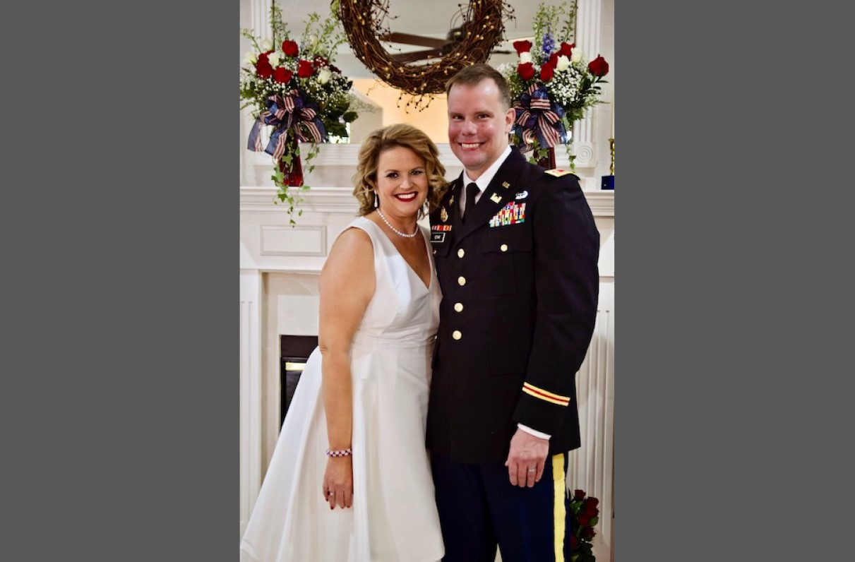 A Wife's Request: Please Support the Maj. Richard Star Act