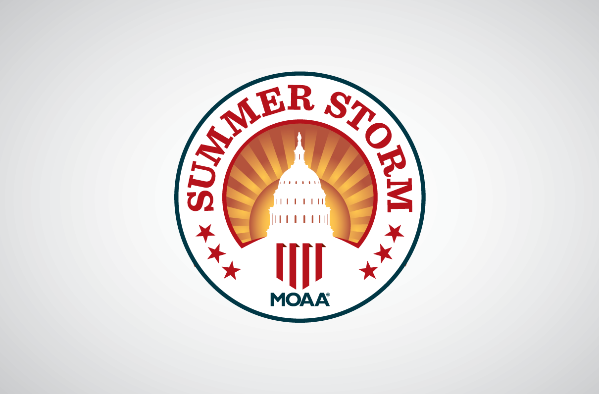 Summer Storm Surge: Why Now Is a Critical Time to Join MOAA's Advocacy Push