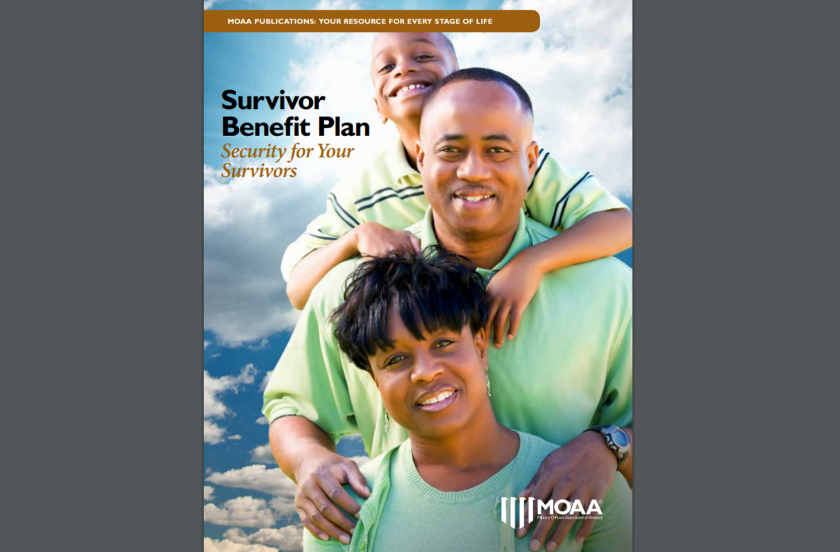 Survivor Benefit Plan: Security for Your Survivors