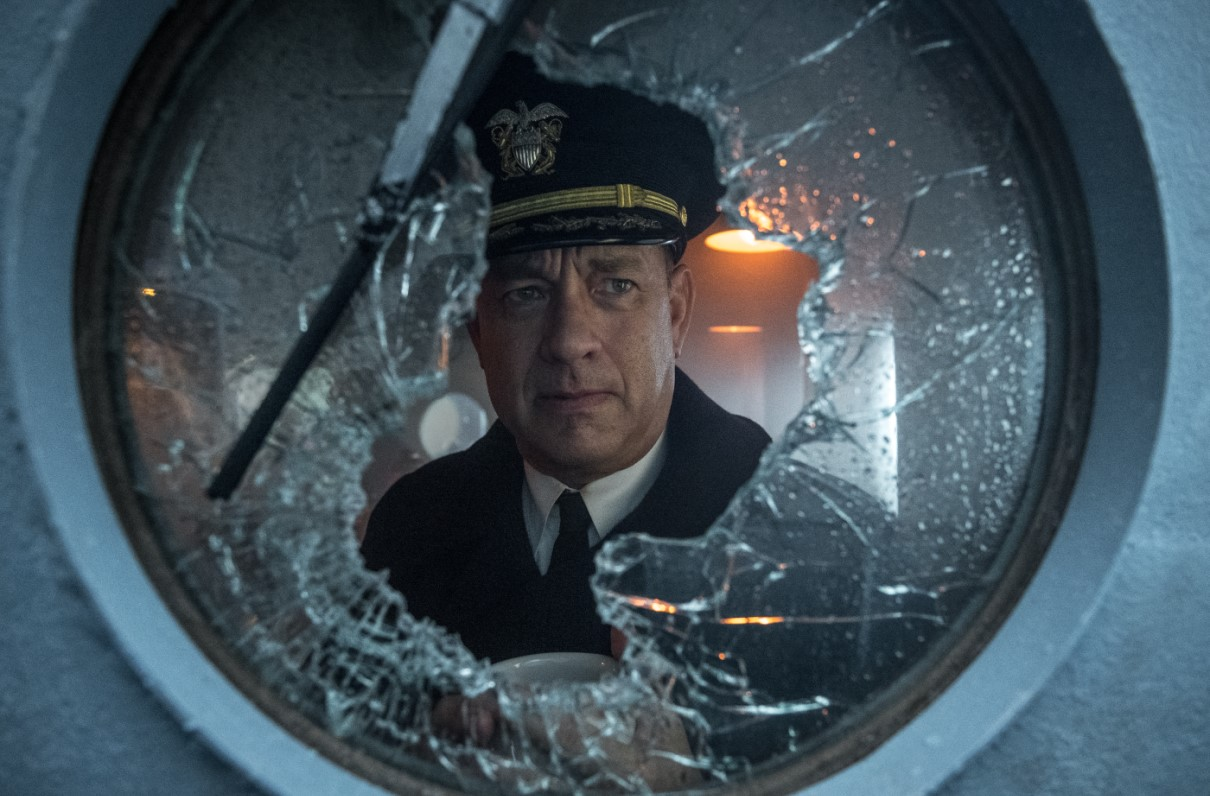 Tom Hanks Returns to the Big Screen in World War II Film 'Greyhound'