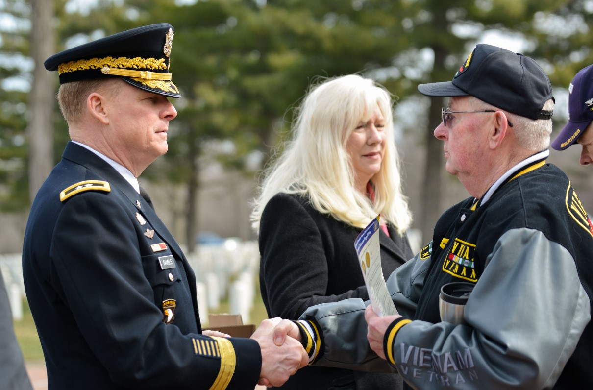 Moaa National Vietnam War Veterans Day Honoring Their Service And Their Impact On The Future Force
