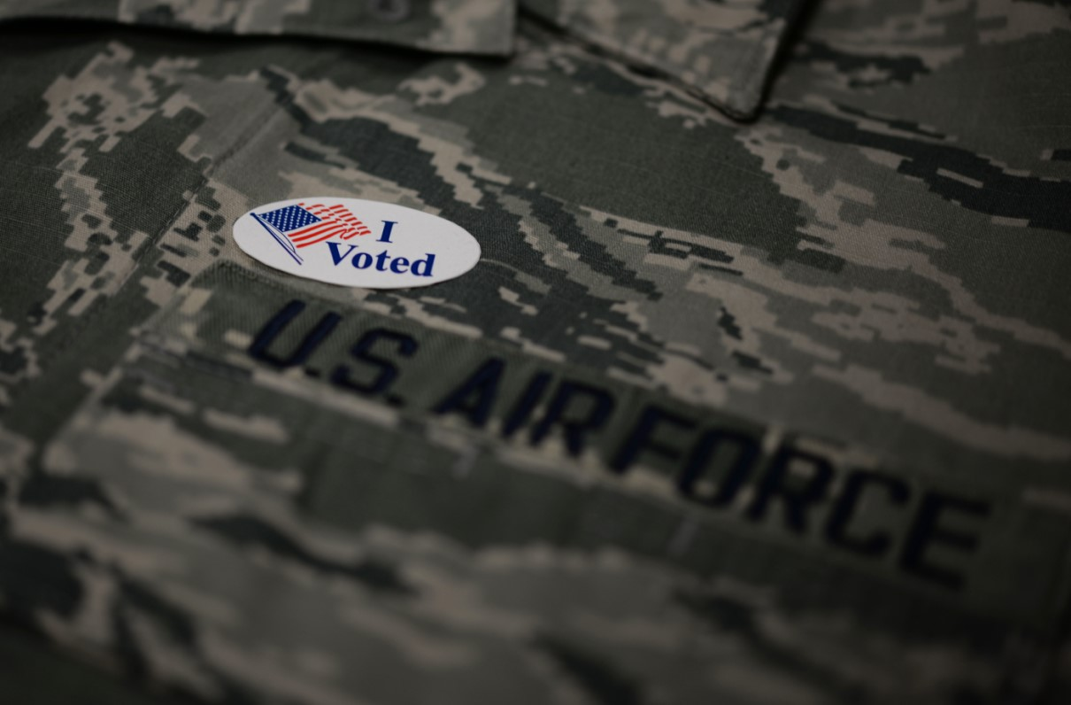 MOAA Foundation Launches Active Duty Military Family Voter Outreach Campaign