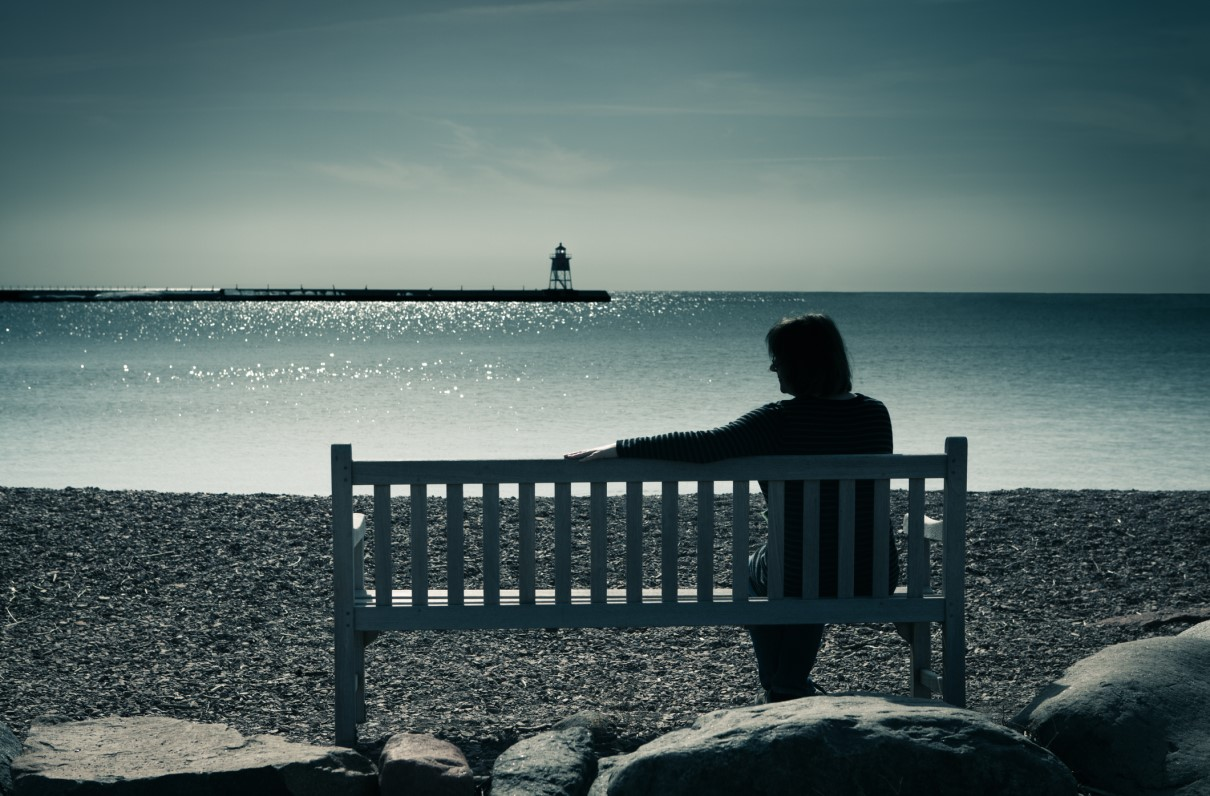 Surviving Spouse Corner: The 4 Facets of Grief