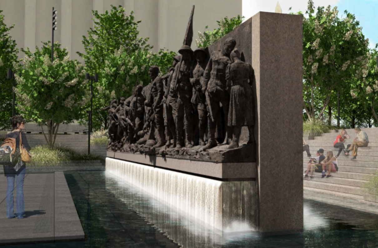 Plans for World War I Memorial in D.C. Clear Another Hurdle